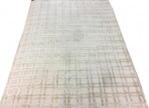 Индийский ковер из вискозы Spark White ОГL153V