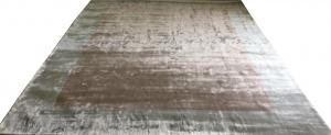 Индийский ковер из вискозы Plan Light Brown/Grey ОГL74V