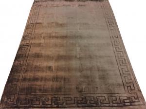 Индийский ковер из вискозы Greek Brown ОГL130V