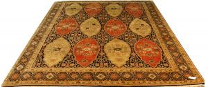 Индийский ковер из шерсти Авшан ОГ41АЮWW