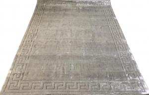 Индийский ковер из вискозы Greek Grey ОГL112V