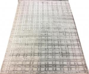 Индийский ковер из вискозы Spark Grey ОГL156V