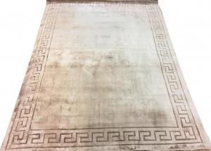 Индийский ковер из вискозы Greek Light Brown ОГL143V