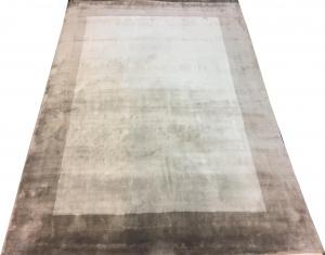 Индийский ковер из вискозы Plan Grey ОГL85V