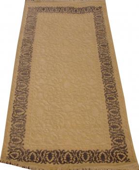 Индийский ковер из шерсти с артшелком Авшан ОГ84АЮWAsC