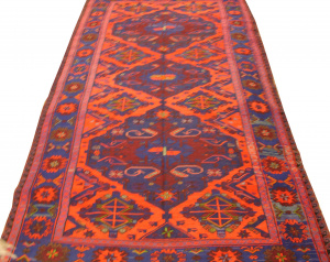 Дагестанский ковер из шерсти Сумах Д5WW
