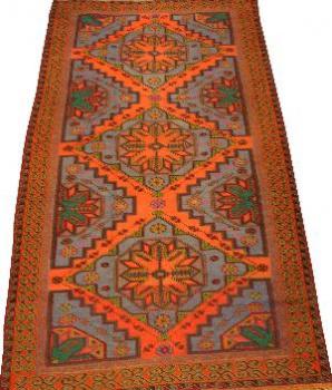 Дагестанский ковер из шерсти Сумах Д1WW