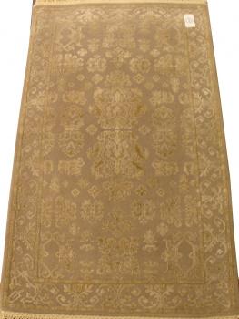 Индийский ковер из шерсти с шелком Авшан ОГ14АЮWSC