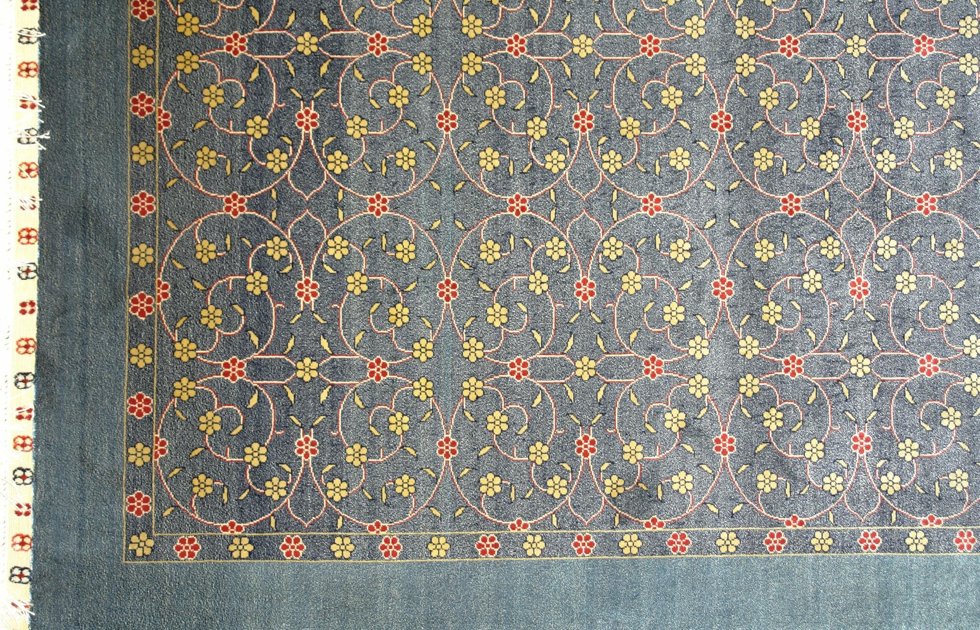 Турецкий ковер из шелка Авшан ОГ31SS
