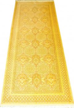 Иранский ковер из шелка Авшан ОГ129SS