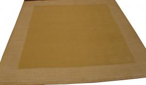 Индийский ковер из шерсти с артшелком Greek White/Lt.beige ОГ5674WAsC