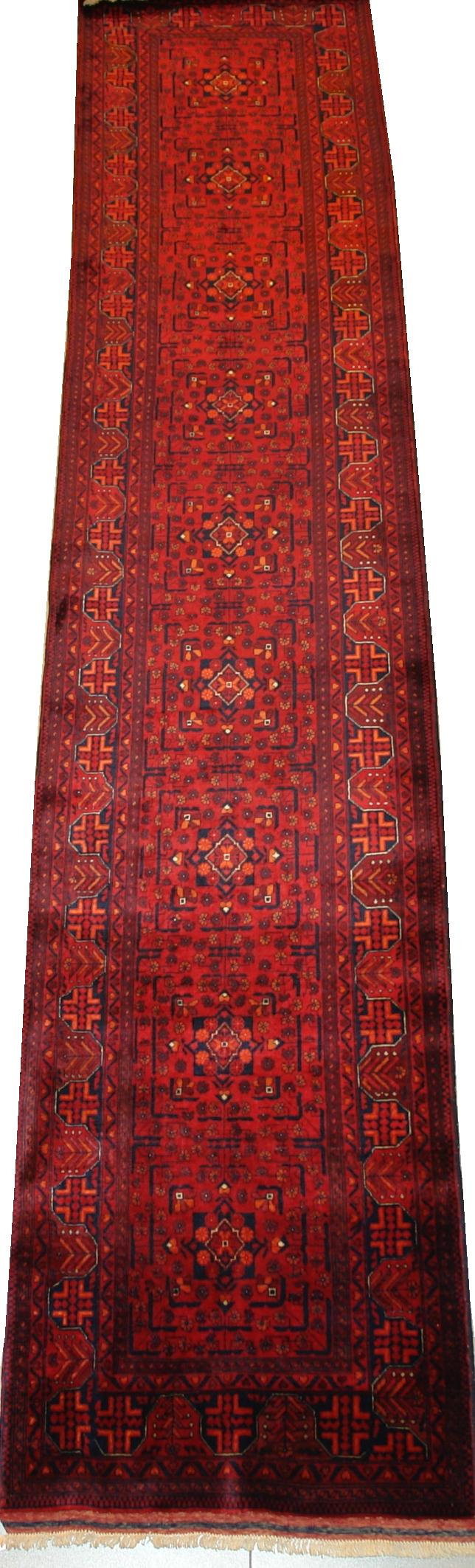 Афганский ковер из шерсти Бельджик ОГ87WW