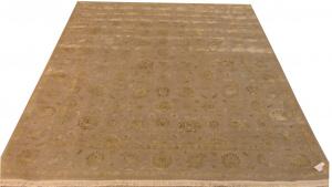 Индийский ковер из шерсти с шелком Авшан ОГ8АЮWSC