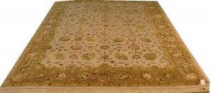 Индийский ковер из шерсти с шелком Авшан ОГ37АЮWSC