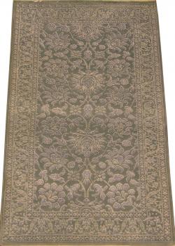 Индийский ковер из шерсти с артшелком Авшан TURK BL/BL ОГ8APWAsC