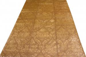 Индийский ковер из шерсти с вискозой Индонепал 171 CM ОГ60WV