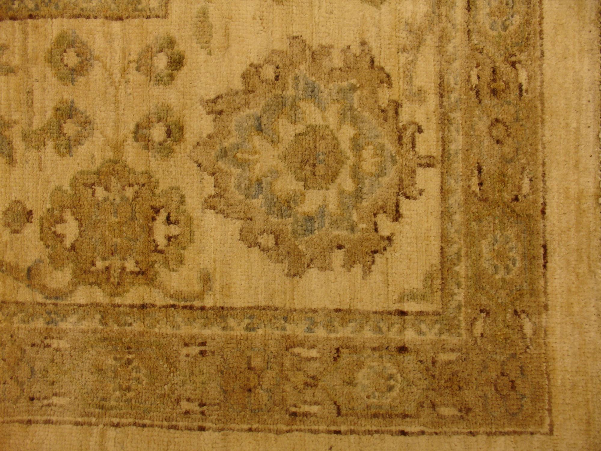 Афганский ковер из шерсти Чеби ZОГ417WW