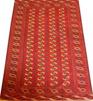 Туркменский ковер из шерсти Текин Г144WW
