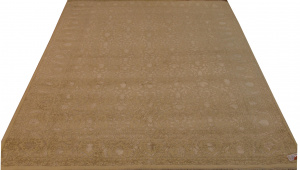 Индийский ковер из шерсти с артшелком Рамеш ОГ55АЮWAsC