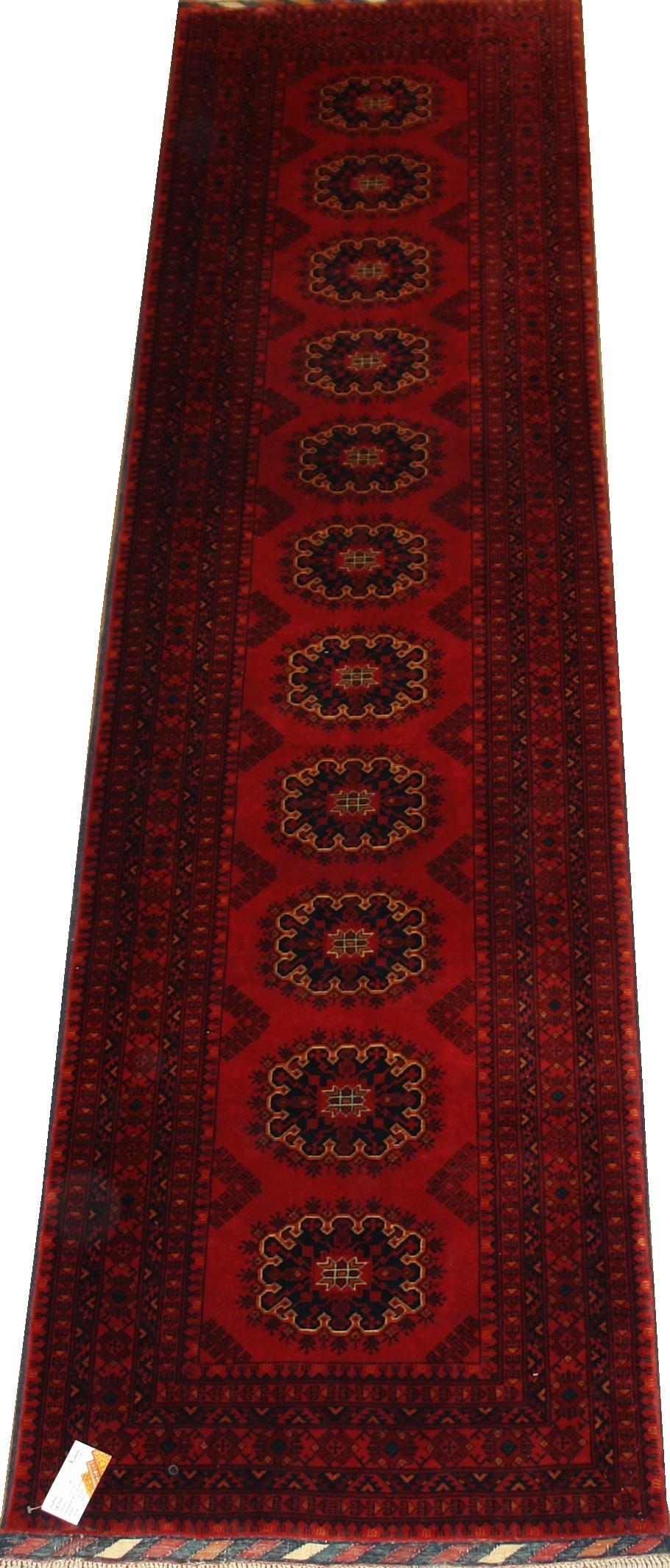 Афганский ковер из шерсти Бельджик ОГ85WW