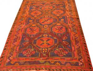 Дагестанский ковер из шерсти Сумах Д33WW