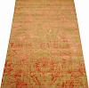 Индийский ковер из шерсти с артшелком Джайпур ОГ62WAsC