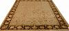 Индийский ковер из шерсти с шелком Авшан ОГ32АЮWSC